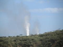 Olkaria geothermal power plant