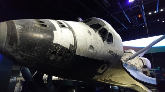 Atlantis Space Shuttle, NASA Kennedy Space Center