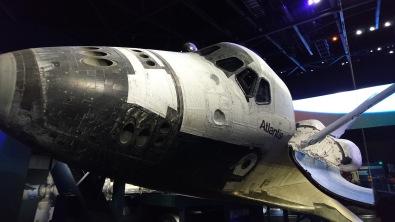 Atlantis Space Shuttle, NASA Kennedy Space Center