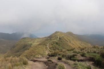 Volcán Pichincha, Quito