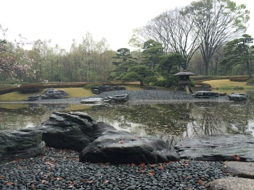 Hama-Riky Onshi Teien Garden, Tokyo