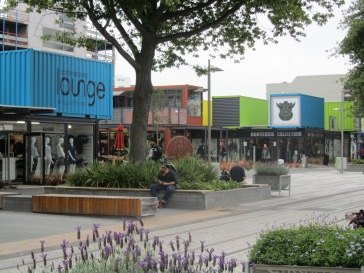 Cashel Mall, Christchurch