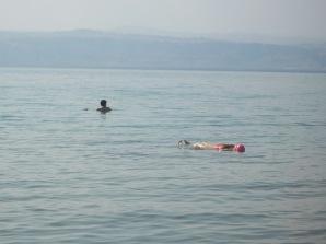Dead Sea, Jordan