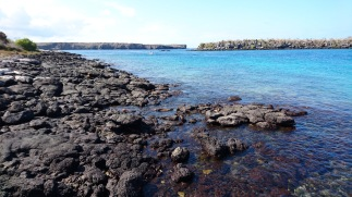 Basaltic rocks, Galapagos Islands