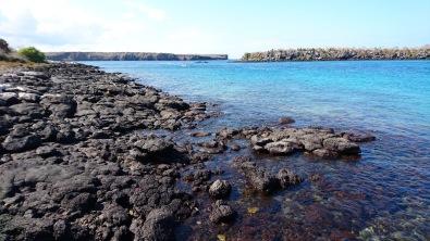 Basaltic rocks, Galapagos Islands