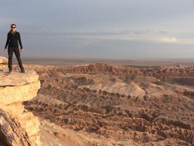 Atacama Desert, Valley of the Moon