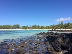 Basaltic rock, Mauritius