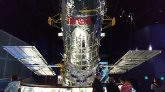 Hubble Telescope, Kennedy Space Centre, NASA