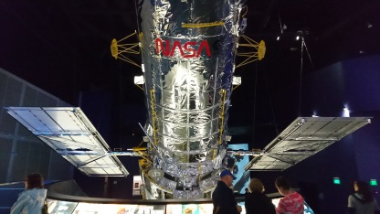 Hubble Telescope, Kennedy Space Centre, NASA