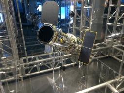 Hubble Telescope, Intrepid Sea Air & Space Museum