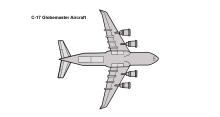 C17 Globemaster aircraft