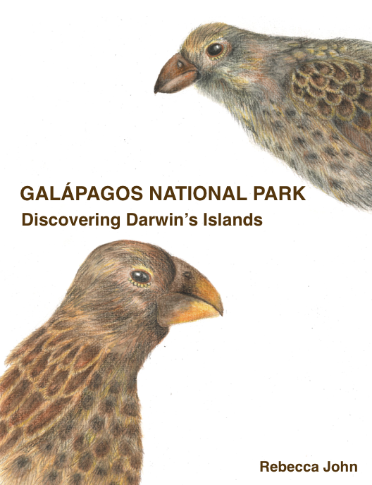 Front cover Galapagos Islands