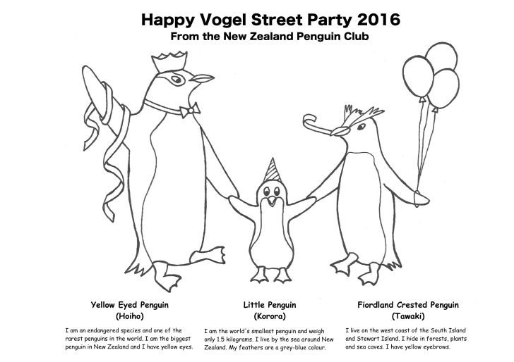 Vogel St Penguins