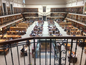 NSW State Library, Sydney
