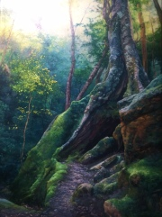 Jenny Macintosh, Ancient Ones, Oil