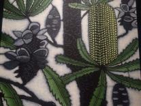 Julie Hickson, Banksia, Acrylic