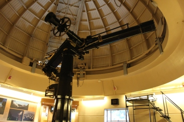 Thomas Cooke Telescope, SP Carter Observatory